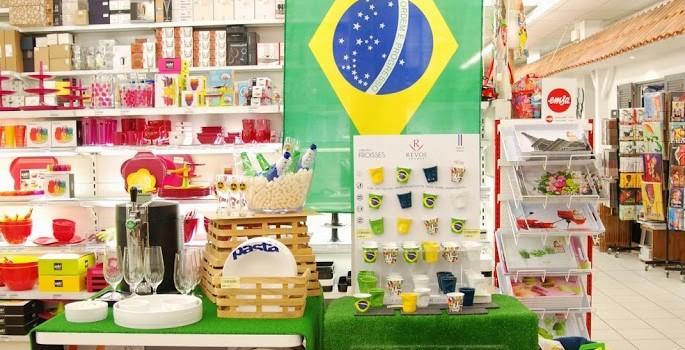 Petit concours Coupe du Monde dans les magasins Bazar Avenue!!