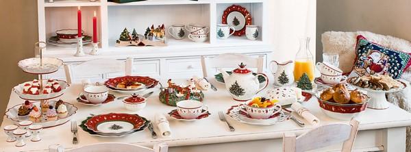 Réaliser sa table de Noël - Bazar Avenue - Le blog