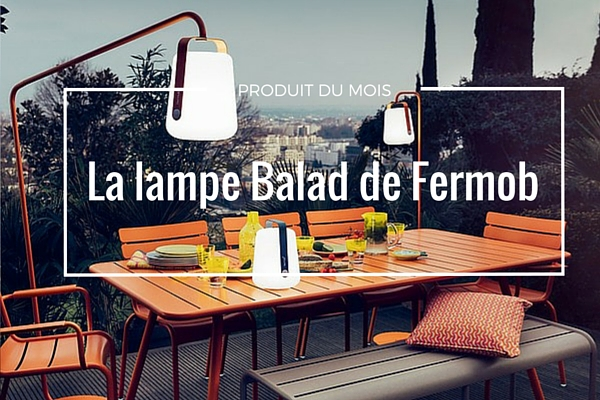 Lampe Outdoor Balad Fermob