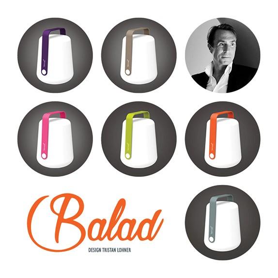Produit du Mois : La lampe Balad de Fermob.