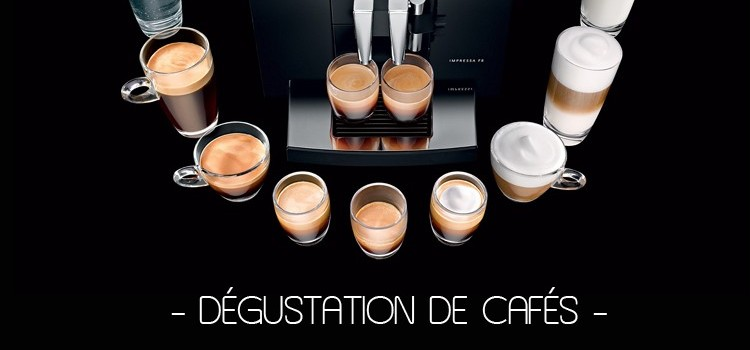 Dégustation de Cafés Jura