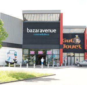 Magasin Bazar Avenue de Rennes