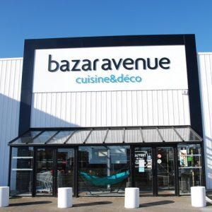 Magasin Bazar Aveue Nantes