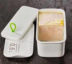 Idée de cadeau de Noël pour le foie gras