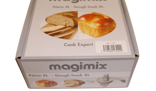Zoom sur le Pétrin XL pour Cook Expert de Magimix