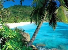 Les plages des Seychelles source d'inspiration pour la tendance 2017