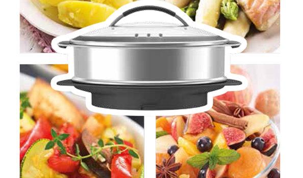Présentation du Cuiseur Vapeur XL pour Cook Expert de Magimix