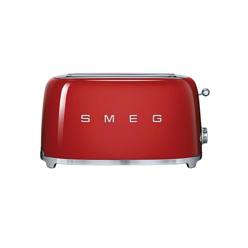 Grille Pain rouge années 50 SMEG