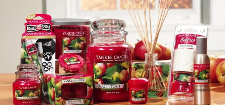 Success-story : Yankee Candle
