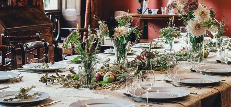 Les 10 règles indispensables pour réaliser une jolie table