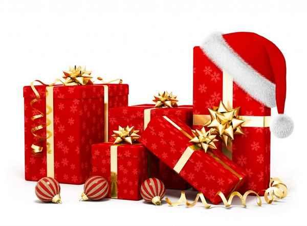 De bien jolis cadeaux de Noël!