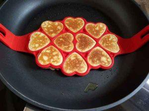 moule à crêpes et pancakes