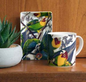 Cubic collection birds