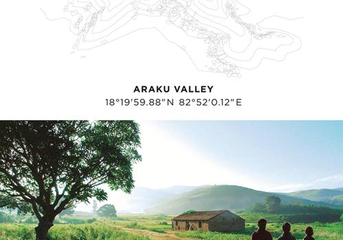 ARAKU, l'histoire d'un café indien, bio & responsable